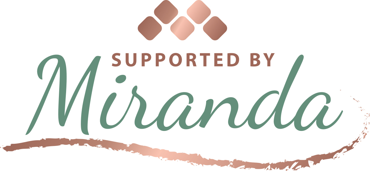 Supported by Miranda